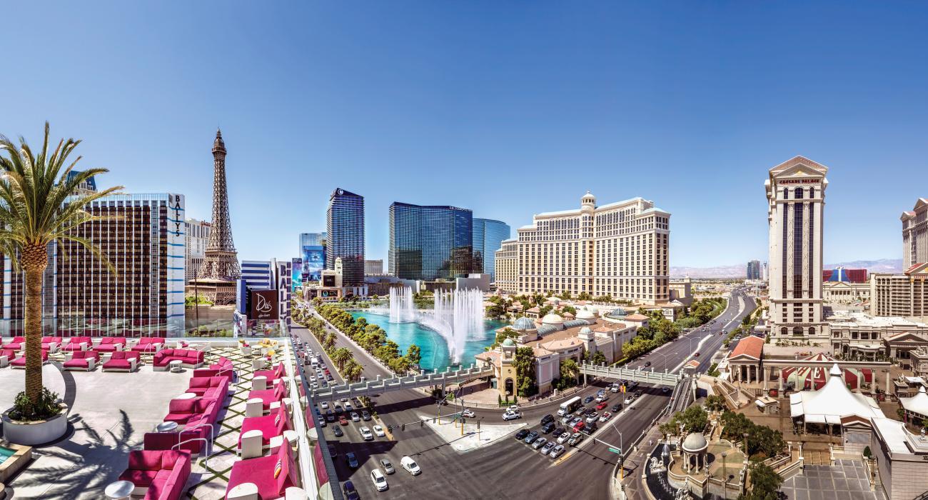 Las Vegas Los Angeles